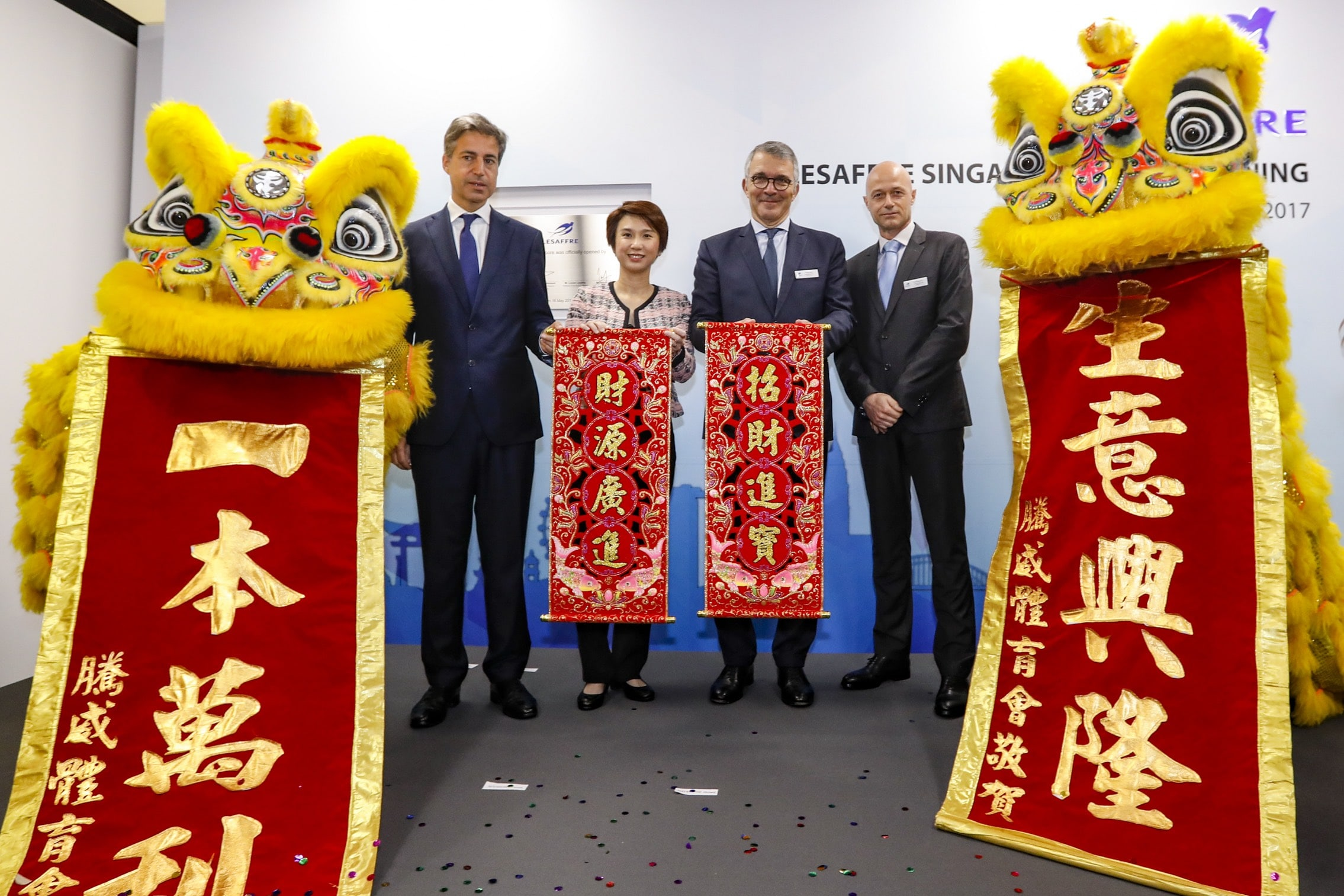Lesaffre opens new asia regional hub in Singapore