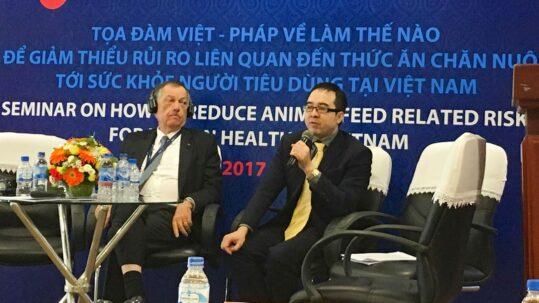 Phileo was present during Vietnam Foodexpo