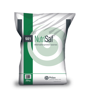 Packaging of Nutrisaf501: Sustainable source of functional proteins