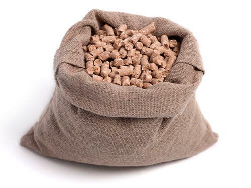 sampling pellets